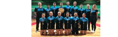 *** Hot off the Press - WSBA U18 Squad 2019 RIO Winners ***