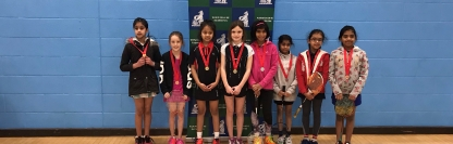 WSBA BE U11 Tournament - Saturday 2nd February 2019