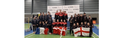 U15 8 Nations 22-24 February 2019 - England Team