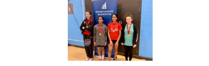 Warwickshire U15 Bronze Tournament - Saturday 16th March 2019