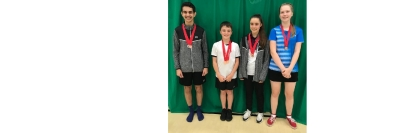 Suffolk BE U17 Bronze Tournament - 26th October 2019
